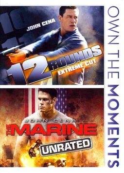 12 Rounds (Extreme Cut) / The Marine (Unrated)