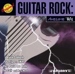 Guitar Rock: Awesome 80's