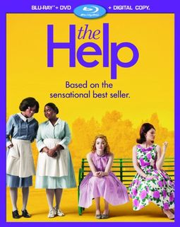 The Help (Blu-ray + DVD + Digital Copy)