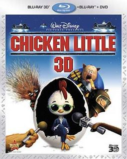 Chicken Little 3D (Blu-ray)