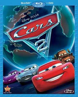 Cars 2 (Blu-ray + DVD)