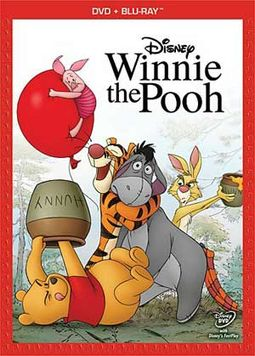 Winnie the Pooh Movie (DVD + Blu-ray)