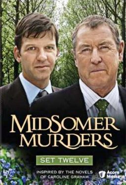 Midsomer Murders - Set 12 (4-DVD)