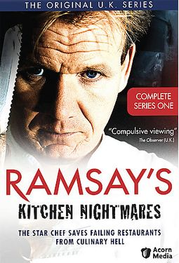 Ramsay's Kitchen Nightmares - Complete Series 1
