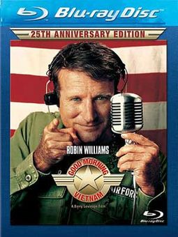 Good Morning, Vietnam (Blu-ray, 25th Anniversary
