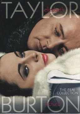 Elizabeth Taylor & Richard Burton Film Collection