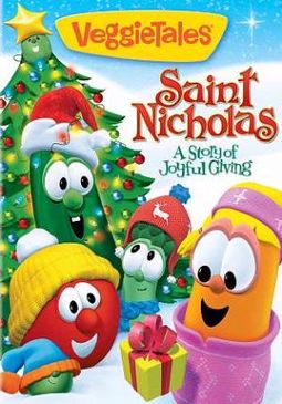 a description of the story behind saint nicholas of christmas The name santa claus evolved from nick's dutch nickname, sinter klaas, a shortened form of sint nikolaas (dutch for saint nicholas) in 1804, john pintard, a member of the new york historical society, distributed woodcuts of st nicholas at the society's annual meeting the background of the engraving contains.