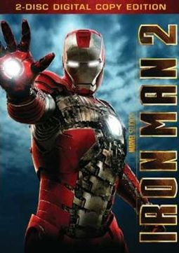 Iron Man 2 (Includes Digital Copy)