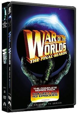 War of the Worlds - Complete Series (11-DVD)