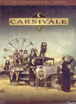 Carnivale - Complete Series (12-DVD)
