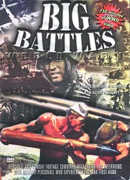 Big Battles of World War II (5-DVD)
