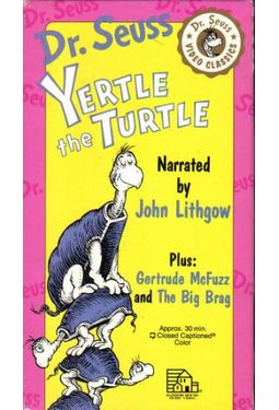 Dr. Seuss - Yertle the Turtle