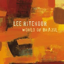 Lee Ritenour World Of Brazil Cd 2005 Grp Records