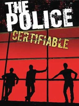 The Police - Certifiable (2-DVD + 2-CD)