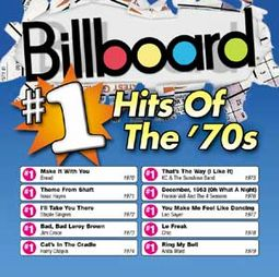Billboard #1 Hits of The '70s