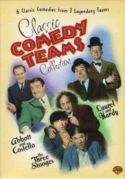 Classic Comedy Teams Collection (3-DVD)