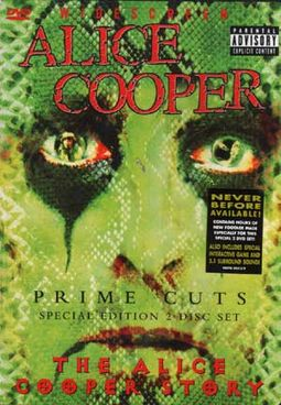 Prime Cuts: The Alice Cooper Story (2-DVD)