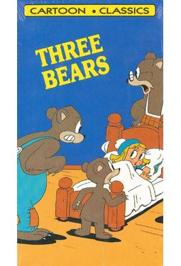 Three Bears & Friends