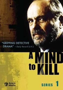 A Mind to Kill - Complete 1st Series (3-DVD)