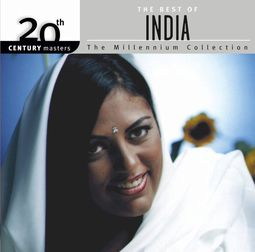 The Best of India - 20th Century Masters /