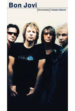 Chronicles: Bon Jovi / New Jersey / Blaze of