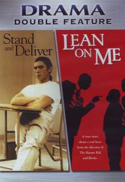 Stand and Deliver / Lean on Me (2-DVD)