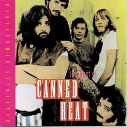 The Best of Canned Heat