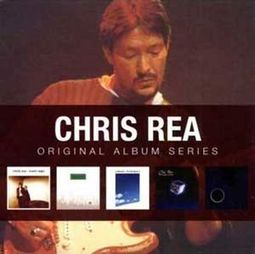 Chris rea songs list