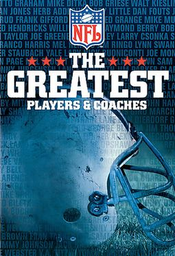 Football - NFL: Greatest Players & Coaches