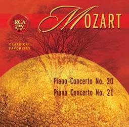 RCA Red Seal: Piano Concertos 20 & 21