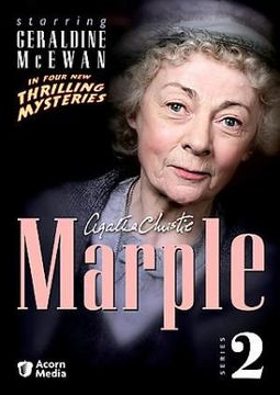 Agatha Christie's Marple - Series 2 (4-DVD)