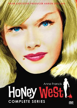 Honey West - Complete Series (4-DVD)