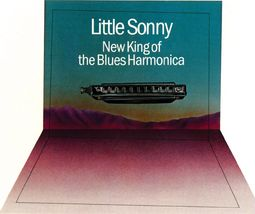 New King of The Blues Harmonica