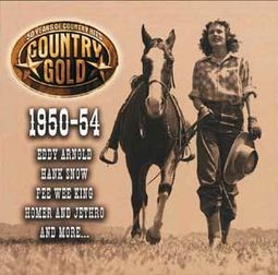 Country Gold 1950-1954