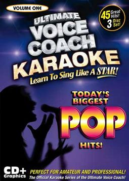 Ultimate Voice Coach: Today's Biggest Pop Hits,