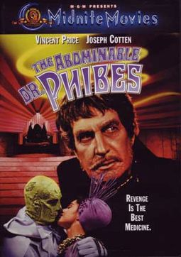 Midnite Movies: The Abominable Dr. Phibes