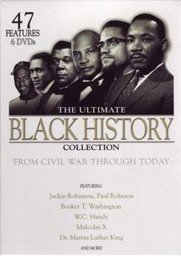 Black History Collection: From Civil War Through