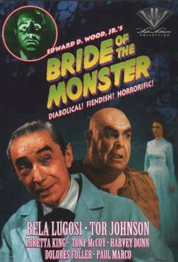 Bride of the Monster (Full Screen)