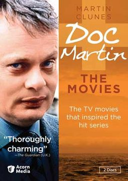 Doc Martin - The TV Movies (2-DVD)
