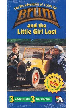 Brum and the Little Girl Lost