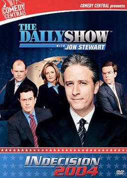 Daily Show with Jon Stewart - INdecision 2004