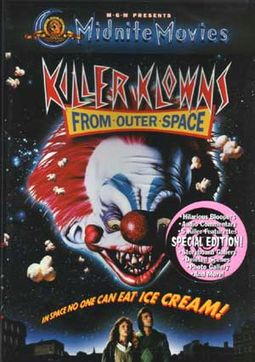 Midnite Movies: Killer Klowns from Outer Space