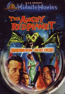 Midnite Movies: The Angry Red Planet