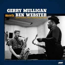 Gerry Mulligan Meets Ben Webster (180GV)
