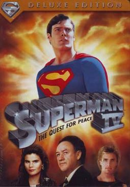 Superman IV: The Quest for Peace (Deluxe Edition)