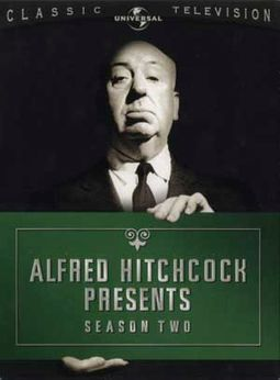 Alfred Hitchcock Presents - Season 2 (5-DVD)