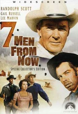 Seven Men from Now (Collector's Edition)