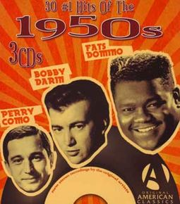 30 #1 Hits Of The 1950s (3-CD)