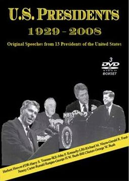 U.S. Presidents - 1929-2008 (3-DVD)