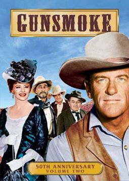 Gunsmoke - 50th Anniversary - Volume 2 (3-DVD)
